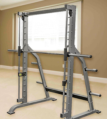 Review of Valor Athletics Smith Machine