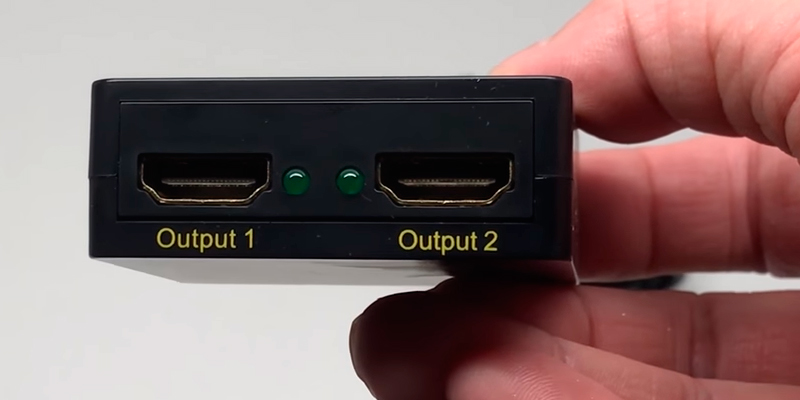 Detailed review of Musou 4330165836 HDMI Switch Powered Splitter