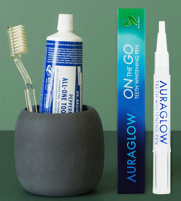 Review of AuraGlow Teeth Whitening Pen