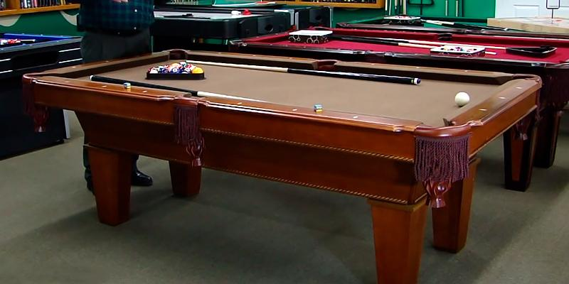Review of Fat Cat Frisco II 7.5' Pool/Billiard Game Table