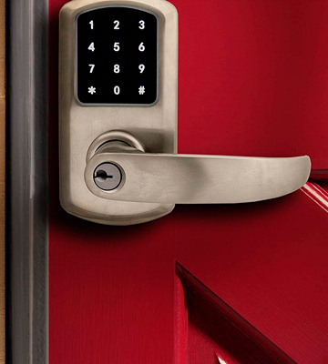 Review of Prodigy SmartLock Cylindrical Lock Commercial Grade 4000 with Keyless Entry RFID