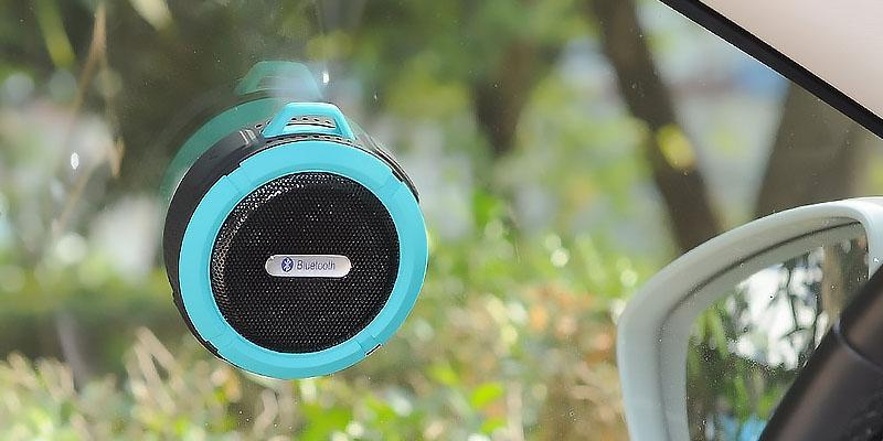 Review of VicTsing VS1-PA57D Bluetooth Waterproof Speaker