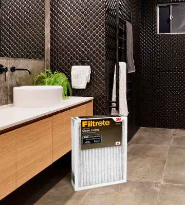 Review of Filtrete 20x25x1 AC Furnace Air Filter