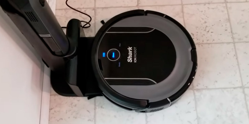 Review of Shark ION Robot S87 Robotic Cleaning System