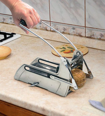 Review of Prepworks by Progressive Deluxe Jumbo GPC-3665 Potato Cutter