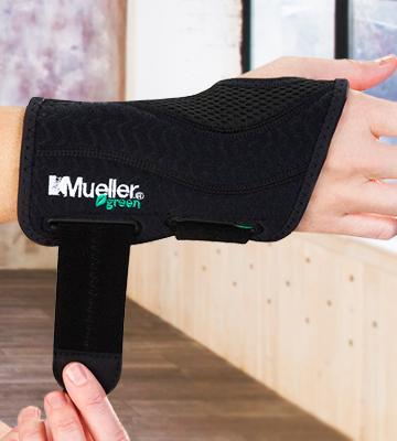 Review of Mueller Green Line 86271 Wrist Brace