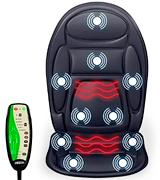 Gideon™ Car Vibrating Massager for Back, Shoulder and Thighs