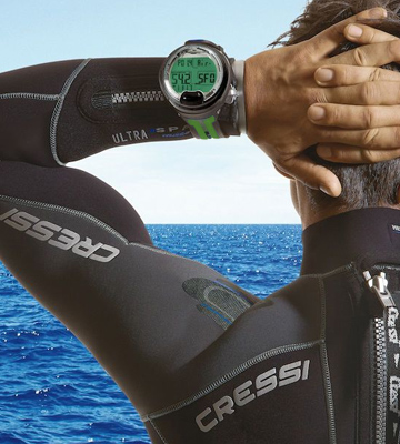 Review of Cressi Leonardo Dive Computer