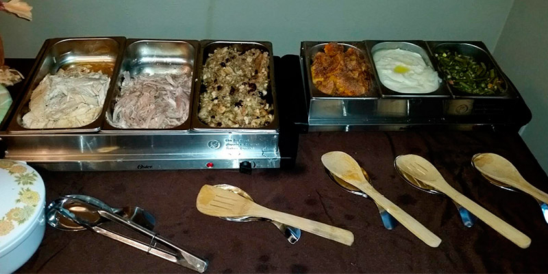 Review of Oster CKSTBSTW00 Buffet Server