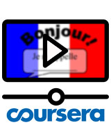 Coursera French Courses Online