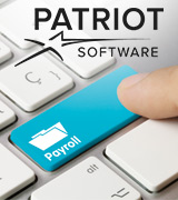 Patriot Software Online Payroll for Small Business
