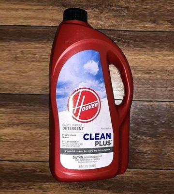 Review of Hoover CLEANPLUS Carpet Cleaner and Deodorizer