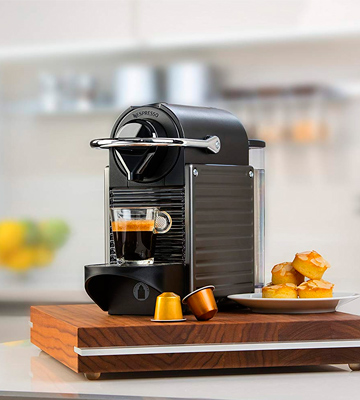 Review of Nespresso Pixie by Breville Espresso Maker