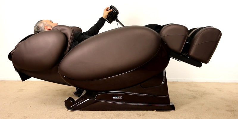 Detailed review of Infinity IT-8500 X3 Massage Chair, Chocolate Brown