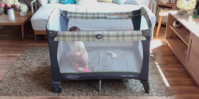 Review of Graco Pack 'n Play Playard with Automatic Folding Feet