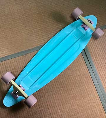 Review of Penny Australia Ocean Mist 36 Skateboards
