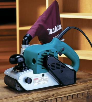 Review of Makita 9403 Belt Sander