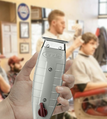 Review of Andis GTO 04710 Professional T-Outliner Beard/Hair Trimmer