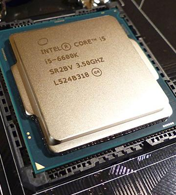 Review of Intel Boxed 3.50 GHz Processor