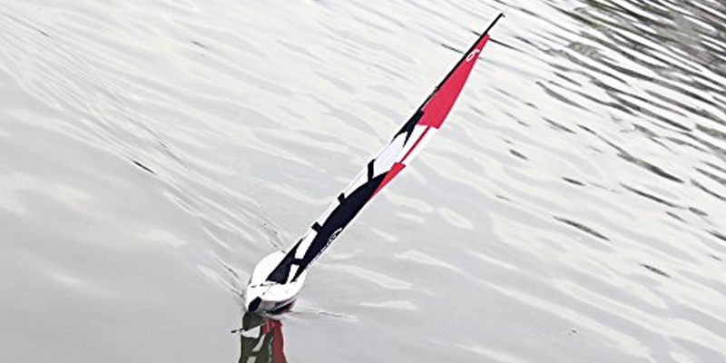 Detailed review of POCO DIVO Compass RG65 Class Competition Sailboat RC