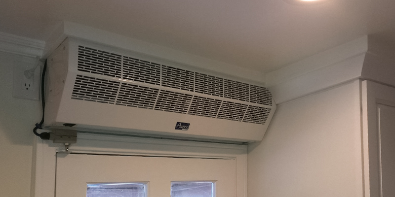 "Review of Awoco FM-1509SA1 36"" Super Power 1400 CFM 2 Speeds Commercial Indoor Air Curtain"