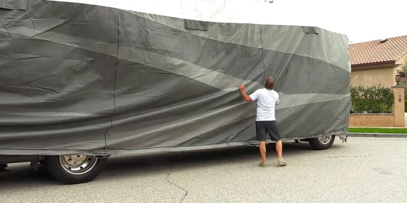 Review of ADCO 34839 Travel Trailer Cover