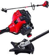 Troy-Bilt TB42 Gas Brushcutter with JumpStart Technology