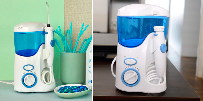 Review of Waterpik WP-100W Water Flosser