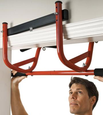 Review of GoFit Elevated Chin Up Station
