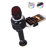 KaraoKing E106 Wireless Karaoke Microphone