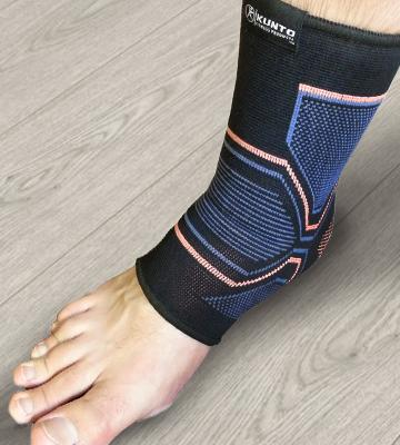 Review of Kunto Fitness Products True fit Compression Support Sleeve
