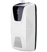 Anself Air Freshener Dispenser Automatic Light Sensor Use Oil or Perfume Refillable Aerosol