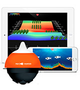 FishHunter Directional 3D Wireless Portable fishfinder