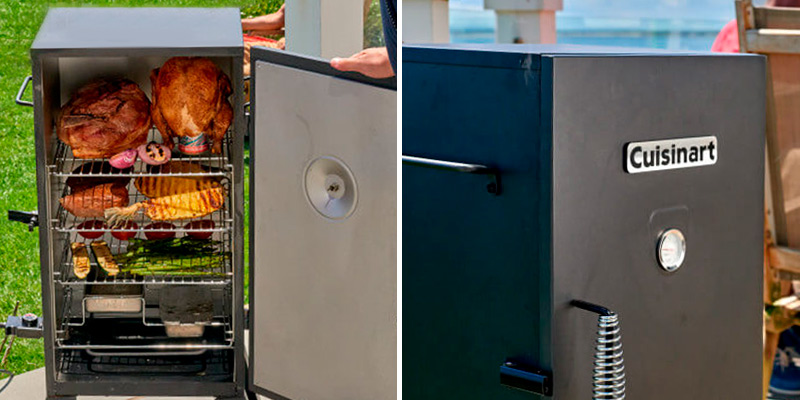 Review of Cuisinart COS-330 Electric Smoker