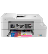 Brother MFC-J805DW XL All-in-One Color Inkjet Printer