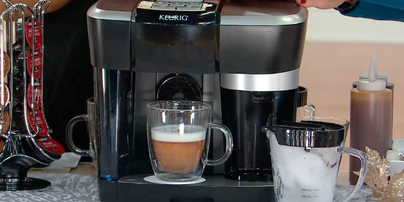 Keurig Rivo Cappuccino and Latte System application
