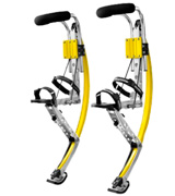 Skyrunner Colored Adult Kangaroo Shoes Jumping Stilts