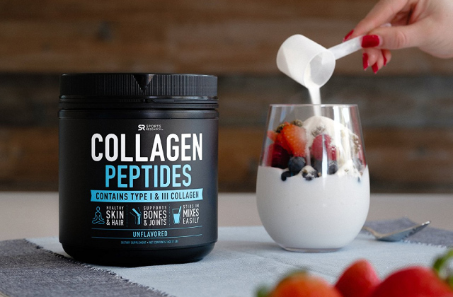 Comparison of Collagen Powders to Maintain Body Health