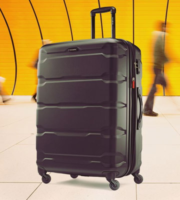 Review of Samsonite Omni PC 3 Piece Set Spinner Suitcase