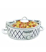 Crock-Pot SCCPCCM250-BT 2.5-Quart Mini Casserole Crock Slow Cooker