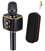 hmovie K3B33 Wireless Karaoke Microphone