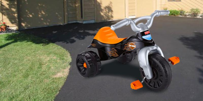 Review of Fisher-Price Harley-Davidson Motorcycles