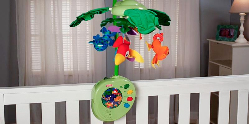 Review of Fisher-Price Rainforest Soothing Modes