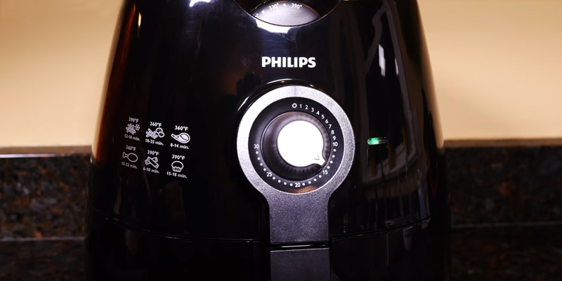 Review of Philips HD9220/28 Viva Air fryer