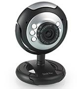 Tecknet C016 USB HD Webcam