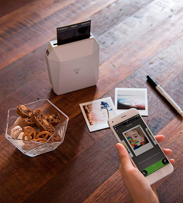 Review of Fujifilm Instax SP-3 Mobile Printer