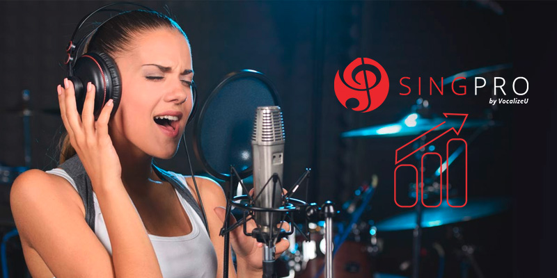SingPro The Most Comprehensive Vocal Program Ever in the use