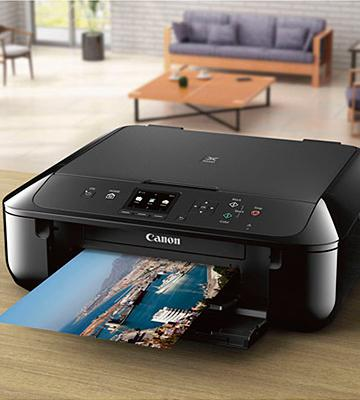 Review of Canon MG5720 Wireless All-In-One Printer