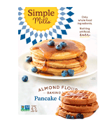 Simple Mills Almond Flour Pancake Mix & Waffle Mix