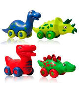 3 Bees and Me Dinosaur Toys for Boys and Girls Toddlers